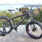 Diamant Mammut F4 with RST Renegade Fork
